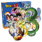 Dragon Ball Z 2-Sided 600-Piece Shaped Puzzle