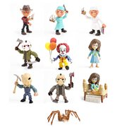 Horror Action Vinyls Wave 1 Random 4-Pack