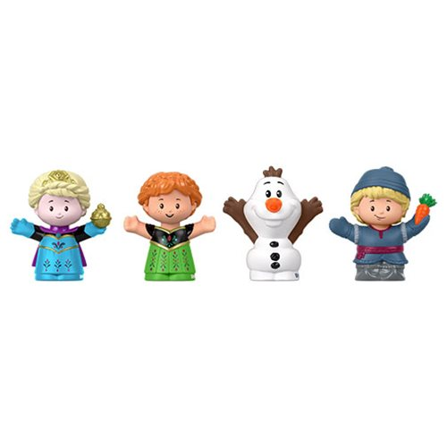 Disney Frozen Elsa & Friends by Little People