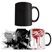 300 Rise of an Empire Helmet Morphing Mug