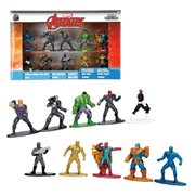 Marvel Nano Metalfigs Die-Cast Metal Mini-Figures Wave 2 10-Pack