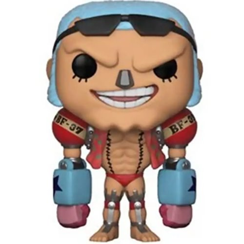 One Piece Franky Pop! Vinyl Figure #329