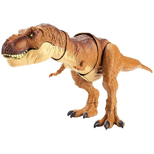 Jurassic World: Fallen Kingdom Thrash and Throw Tyrannosaurus Rex Figure
