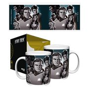 Star Trek What Are Little Girls Made Of 11 oz. Mug