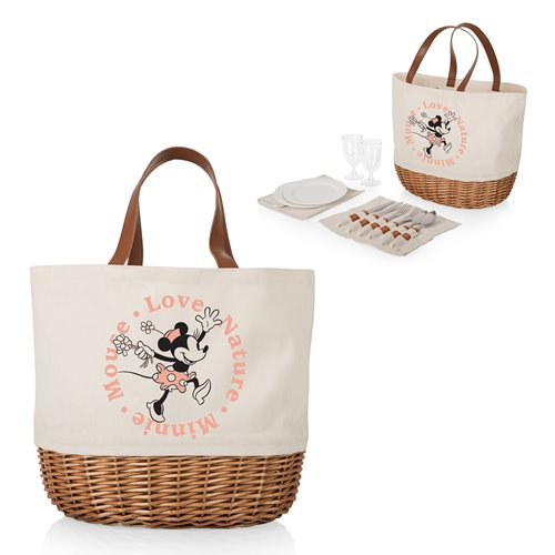 Minnie Mouse Promenade Basket Bag