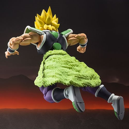 Dragon Ball Super: Broly Broly SH Figuarts Action Figure