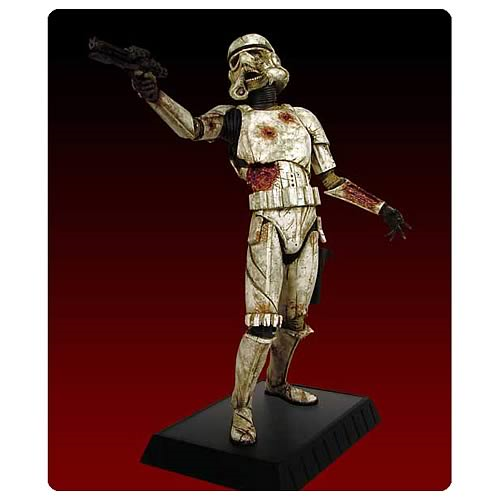 Star Wars Death Trooper Deluxe Statue