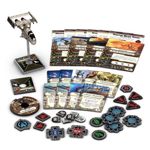 Star Wars: X-Wing Game Mist Hunter Expansion Pack