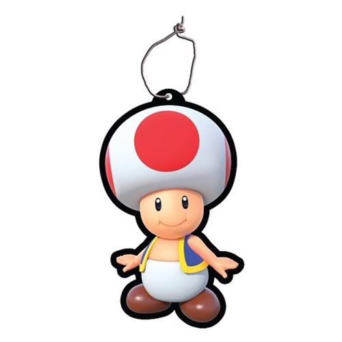 Super Mario Bros. Toad Air Freshener