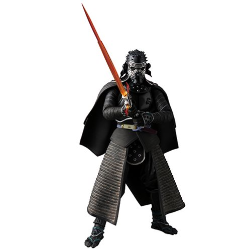 Star Wars Samurai Kylo Ren Meisho Movie Realization Figure