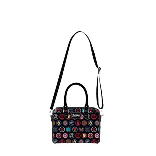 Marvel Icons Print Purse