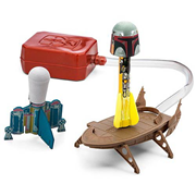 Star Wars Boba Fett Launch Lab Rocket Launcher