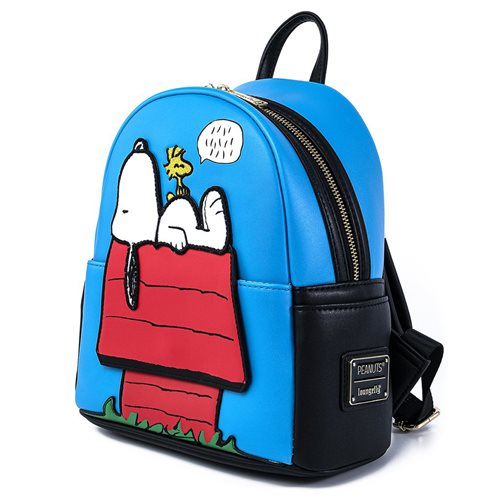 Peanuts 70th Anniversary Snoopy Doghouse Mini-Backpack
