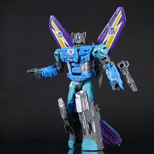 Transformers Generations Power of the Primes Deluxe Blackwing