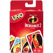 Incredibles 2 Uno Game