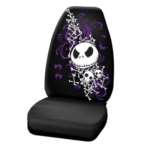 The Nightmare Before Christmas Bones High Back Seat Cover