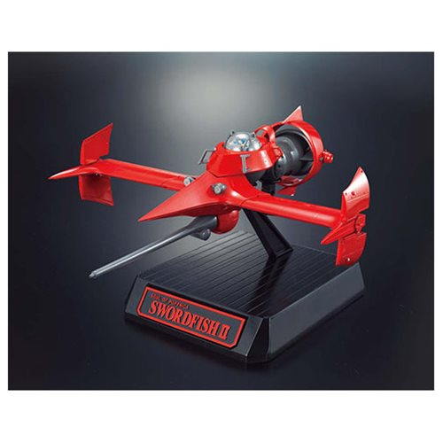 Cowboy Bebop Swordfish II Popinika Spirits Die-Cast Metal Vehicle