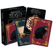 Fantastic Beasts and Where to Find Them Creatures Playing Cards