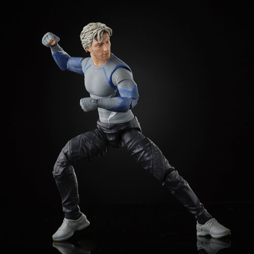 Avengers Infinity Saga Marvel Legends Series Quicksilver 6-inch Action Figure