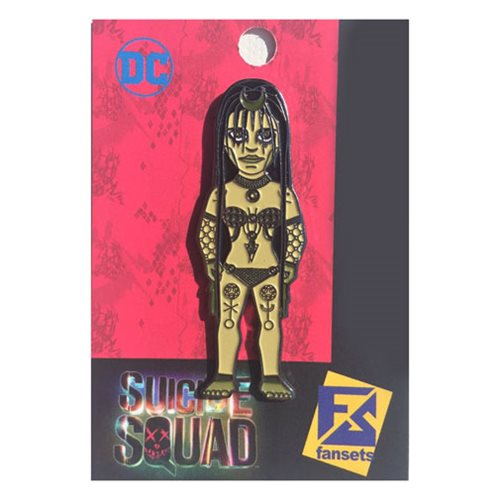 Suicide Squad Enchantress Pin