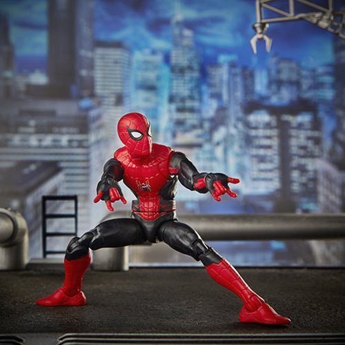 Marvel Legends Far From Home FFH Spider-Man 6-inch action figure
