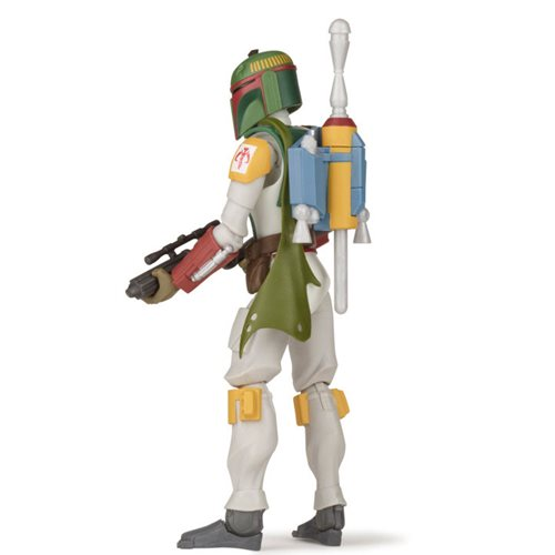 Star Wars Galaxy of Adventures Boba Fett 5-Inch Action Figure