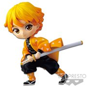 Demon Slayer Zenitsu Agatsuma Vol. 1 Petit Q Posket Statue