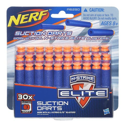 Nerf N-Strike Elite Universal Suction Dart 30-Pack