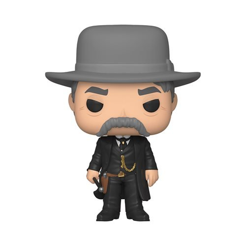 Tombstone Virgil Earp Pop! Vinyl Figure, Not Mint