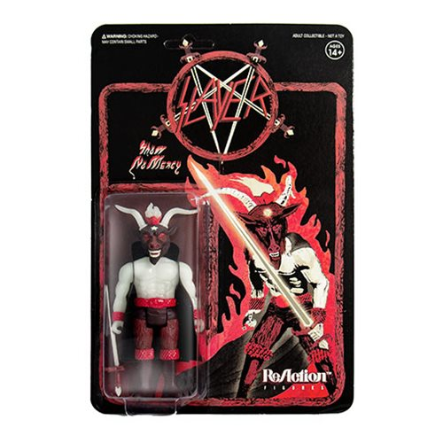 Slayer Minotaur Glow in the Dark 3 3/4-Inch ReAction Figure