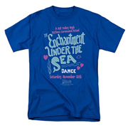 Back to the Future Enchantment Under The Sea T-Shirt