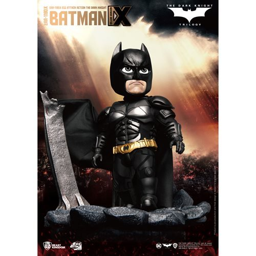 Batman: The Dark Knight Batman Deluxe Version EAA-019 Action Figure