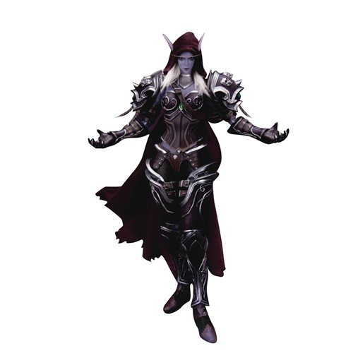 World of Warcraft Sylvanas DAH-021 Dynamic 8Ction Heroes Action Figure