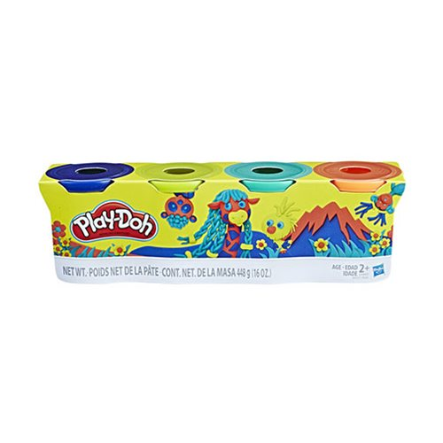 Play-Doh Classic Colors Case Wave 4