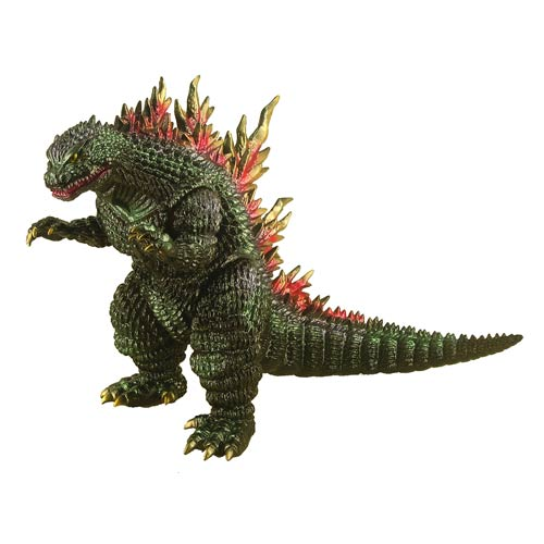 Godzilla 2000 Sofubi Vinyl Figure - Previews Exclusive