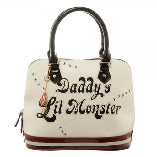 Suicide Squad Daddy's Lil Monster Dome Handbag