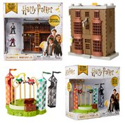 Harry Potter Playset Wave 1 Case