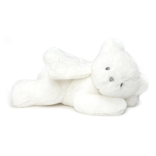 My Little Angel Bear with Chime 7-Inch Plush
