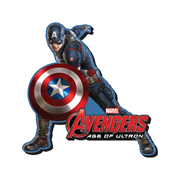 Avengers: Age of Ultron Captain America Funky Chunky Magnet