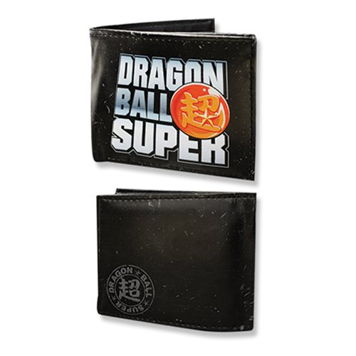 Dragon Ball Super Go Icon Bifold Wallet