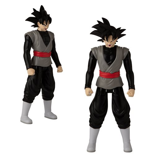 Dragon Ball Super Goku Black Limit Breaker 12-Inch Action Figure