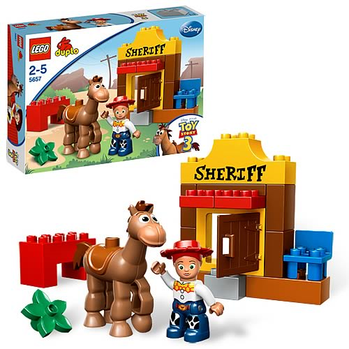 Lego Duplo Toy Story 5657 Jessie S Roundup Entertainment Earth