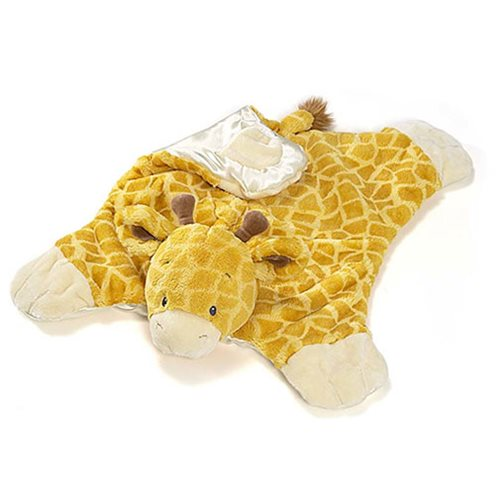 Tucker Giraffe Comfy Cozy Plush Blanket