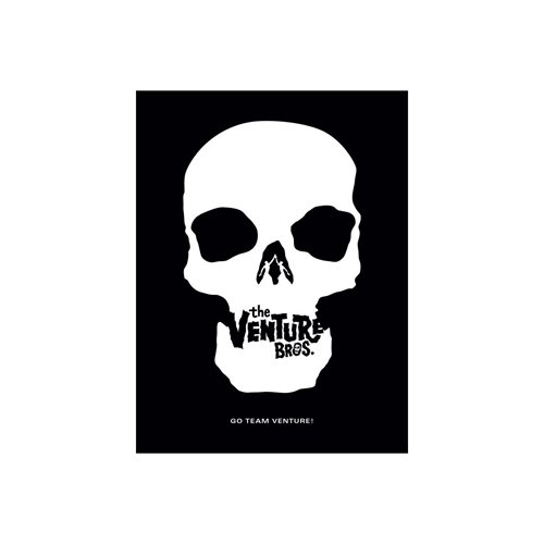 Go Team Venture!: The Art and Making of the Venture Bros. Hardcover Book