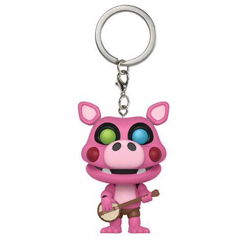 Five Nights at Freddy's: Pizza Simulator Pigpatch Pocket Pop! Key Chain
