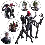 DC Comics Joker Variant Play Arts Kai Action Figure
