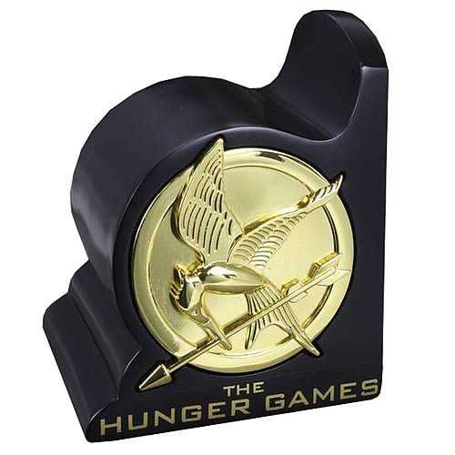 Hunger Games Movie Mockingjay Sculptural Bookend