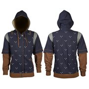 The Witcher Grandmaster Premium Zip-Up Hoodie