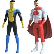 Invincible 7-Inch Scale Action Figure Series 1 Set