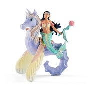 Bayala Princess Isabelle with Seahorse Collectible Figure